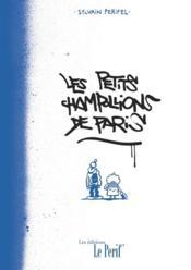 Les petits Champollions de Paris - Couverture - Format classique