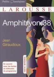 Amphitryon 38 - Couverture - Format classique