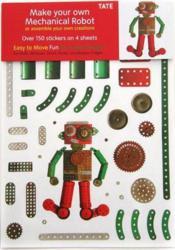 Make Your Mechanical Robot /Anglais - Couverture - Format classique