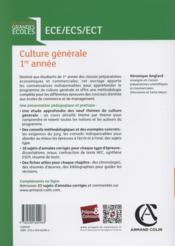 Culture générale 4ème