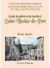 Saint-Nicolas-De-Port (Guide Du Pelerin Et Du Touriste A) - Couverture - Format classique