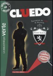Cluedo T.11 ; bienvenu au club M. Moutarde - Couverture - Format classique