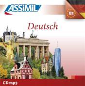 Deutsch ; B2 - Couverture - Format classique