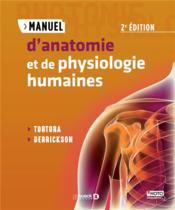 Manuel d'anatomie et de physiologie humaines (2e édition) - Couverture - Format classique
