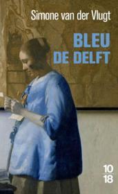 Bleu de Delft - Couverture - Format classique