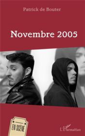 Novembre 2005 - Couverture - Format classique