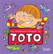 Les meilleures blagues de Toto - Couverture - Format classique