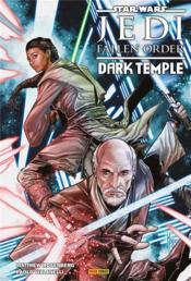 Star Wars ; Jedi fallen order ; the dark temple - Couverture - Format classique