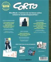 HeroBook ; Corto Maltese - 4ème de couverture - Format classique