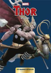 Thor vs Loki - Couverture - Format classique