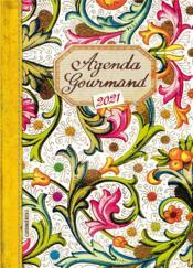 Agenda gourmand (édition 2021) - Couverture - Format classique