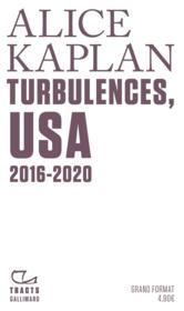 Turbulences, USA ; 2016-2020 - Couverture - Format classique