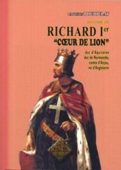 Histoire de Richard 1er