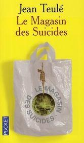 Le magasin des suicides - Intérieur - Format classique