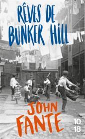 Rêves de Bunker Hill - Couverture - Format classique
