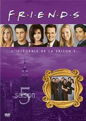 Friends - Saison 5 - Intégrale - Couverture - Format classique