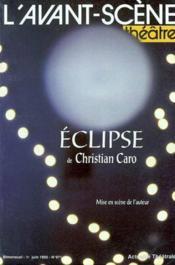 Eclipse - Couverture - Format classique