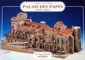 Palais des papes ; Avignon - Intérieur - Format classique