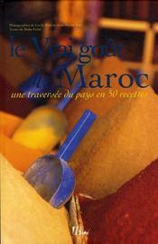 Le vrai goût du Maroc - Intérieur - Format classique