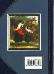 Passion De La Danse - Citations - 4ème de couverture - Format classique