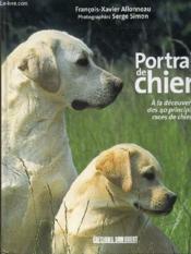 Portraits de chiens - Couverture - Format classique