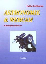 Astronomie Et Webcams - Intérieur - Format classique