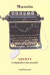Azerty - l'alphabet du monde - Couverture - Format classique