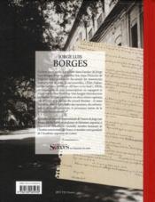 Tlön, Uqbar, Orbus Tertius ; el Sur - 4ème de couverture - Format classique
