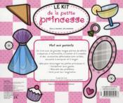 Le kit de la petite princesse - 4ème de couverture - Format classique