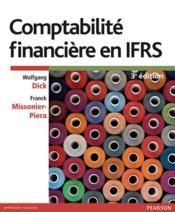 Comptabilité financière en IFRS (3e édition) - Couverture - Format classique