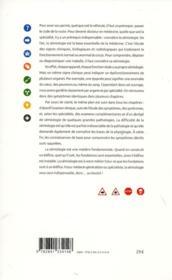 Semiologie medico-chirurgicale, volume 2. thorax, appareil locomoteur , hematologie-dermatologie-end - 4ème de couverture - Format classique