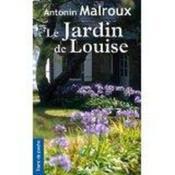 Le jardin de Louise - Couverture - Format classique