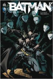 Batman T.2 ; la nuit des hiboux - Couverture - Format classique
