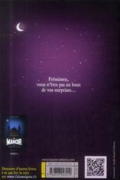 Le manoir - saison 1 T.2 ; Cléa et la porte des fantômes - 4ème de couverture - Format classique