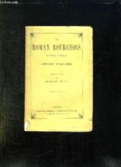 Le Roman Bourgeois. Ouvrage Comique. - Couverture - Format classique