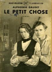 Le Petit Chose. Collection : Select Collection N° 28 - Couverture - Format classique