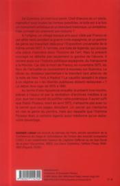 Guernica ; histoire secrète d'un tableau - 4ème de couverture - Format classique