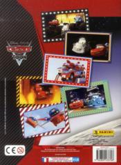 Cars toon ; stick & stack - 4ème de couverture - Format classique