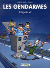 Les gendarmes ; INTEGRALE VOL.4 ; T.7 ET T.8 - Couverture - Format classique