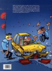 Les gendarmes ; INTEGRALE VOL.4 ; T.7 ET T.8 - 4ème de couverture - Format classique