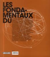 Les fondamentaux du design interactif - 4ème de couverture - Format classique
