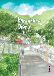 Kamakura Diary T.3 - Couverture - Format classique