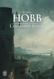 L'assassin royal ; INTEGRALE VOL.1 ; T.1 A T.3 ; première époque - Couverture - Format classique