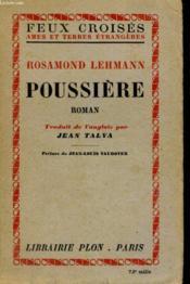 Poussiere - Couverture - Format classique
