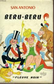 Beru-Beru - Couverture - Format classique