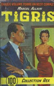 Tigris - Couverture - Format classique