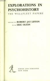Explorations In Psychohistory - Couverture - Format classique