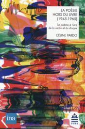 Poesie hors du livre tp - Couverture - Format classique