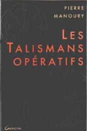 Les talismans operatifs - Couverture - Format classique