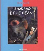 Sindbad Et Le Geant - Couverture - Format classique